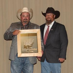 SDARL graduate receives award