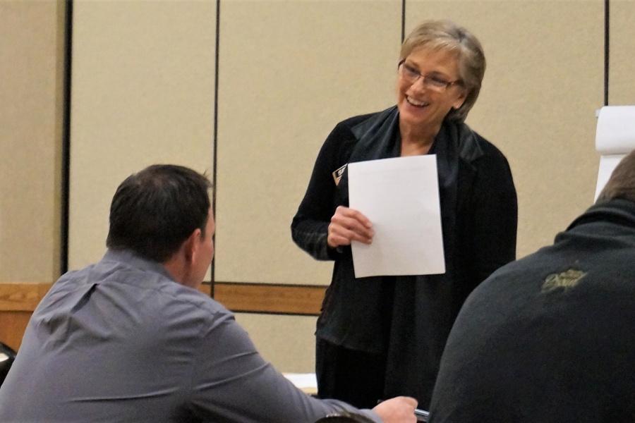 SDARL Leadership building leaders from within